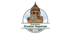 downtown grater napanee bia logo